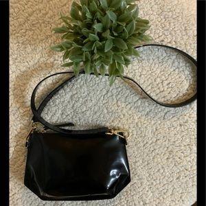 Cuir Rose Leather Italian purse